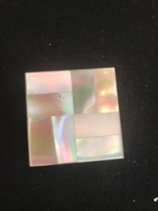 fold out vintage photo holder