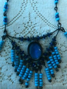 1960 Bead and wire Necklace