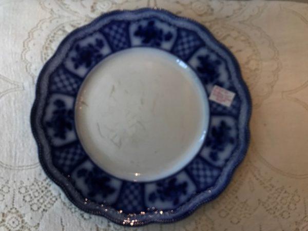 Flo Blue 10 inch dinner plate